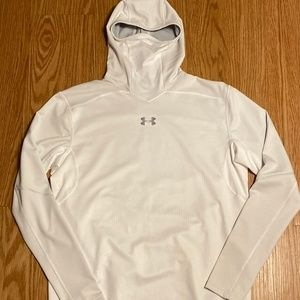 Under Armor Hooded Compression Shirt Men's 2XL